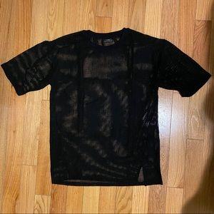 Zara Mesh shirt